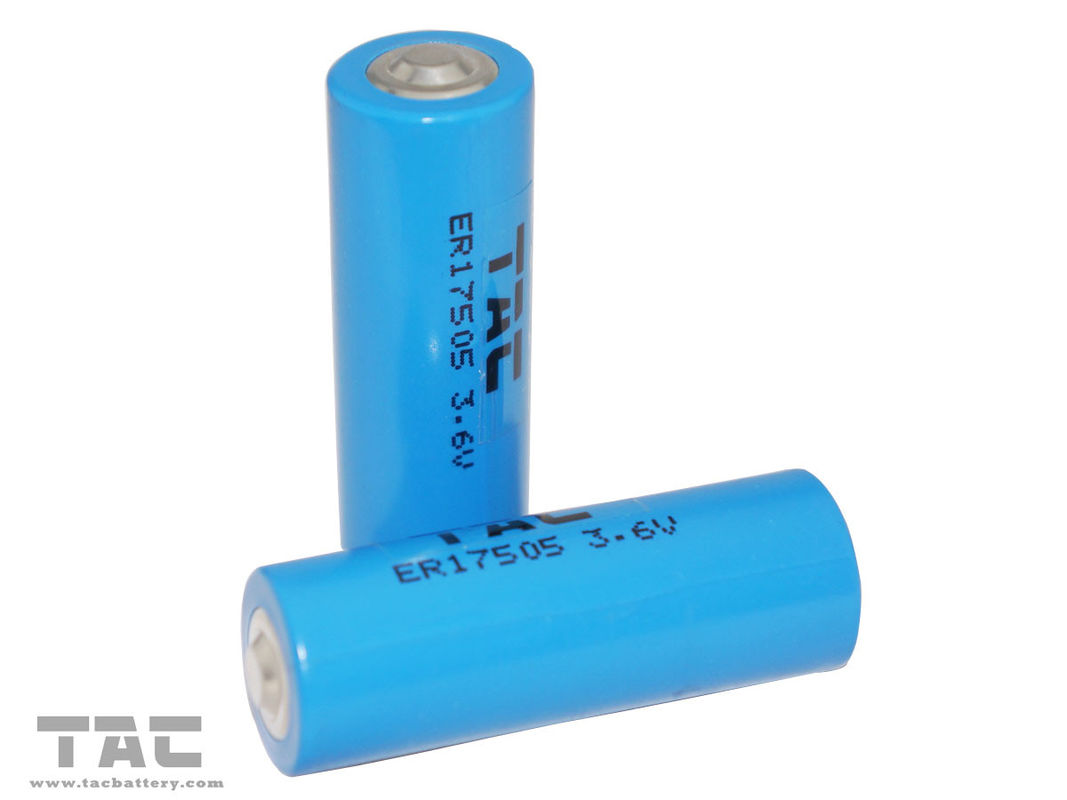 Long cycle life LiSOCl2 Battery 3.6V  1900mAh for Computer RAM