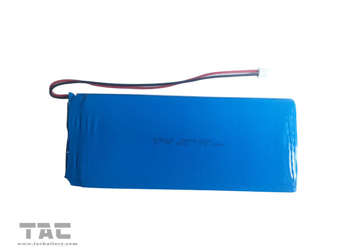 Lithium ion polymer battery  0865155 3.7V 8000mAh Cells  For Wireless